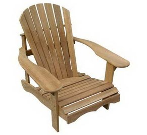 Cool Products Bausatz Adirondack Chair Addi-Kit 1S