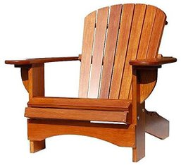 "Adirondack Chair ""Comfort"" in Eiche"