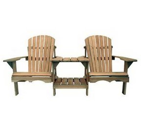 Cool Products Bausatz Adirondack Chair Addi-Kit 2S